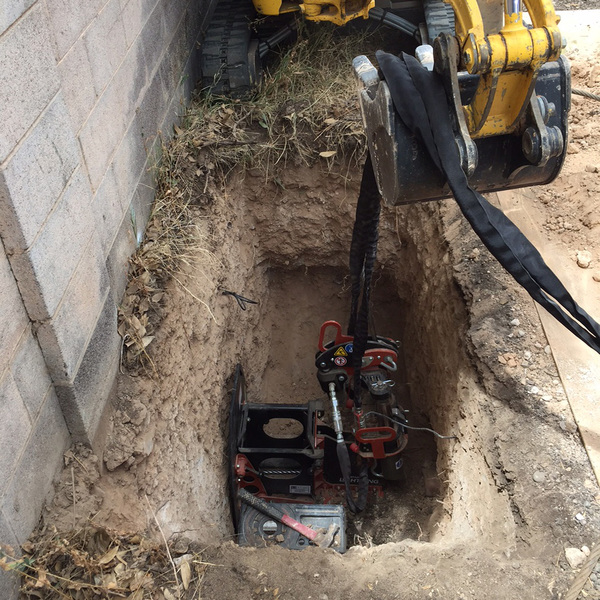 Trenchless Pipe Installation - Plumbing Pitt County, North Carolina